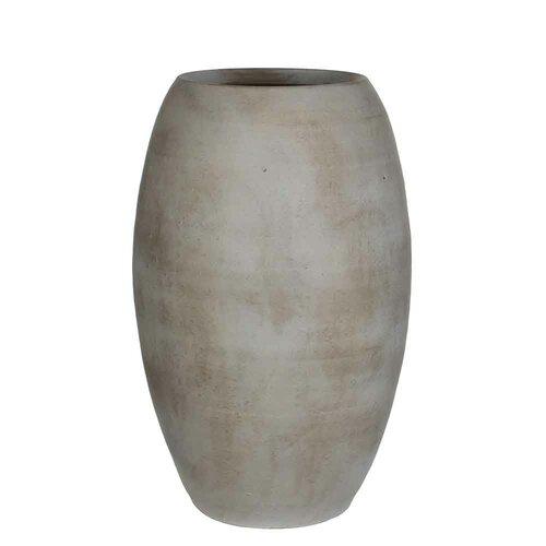 Bodenvase Vera   Dekoration > Vasen > Bodenvasen   Hellbraun   Sfeer voor jou