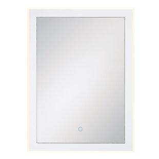 Orren Ellis Stollings Clear Edge Lit LED Bat..