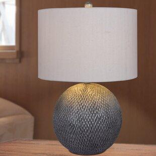 Lawndale Resin 23.5 Table Lamp