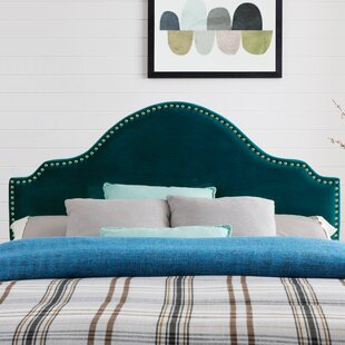 Leeds Upholstered Panel Headboard by Alcott Hill