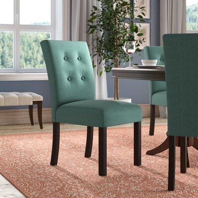 Blue Upholstered Kitchen & Dining Chairs You'll Love in ...