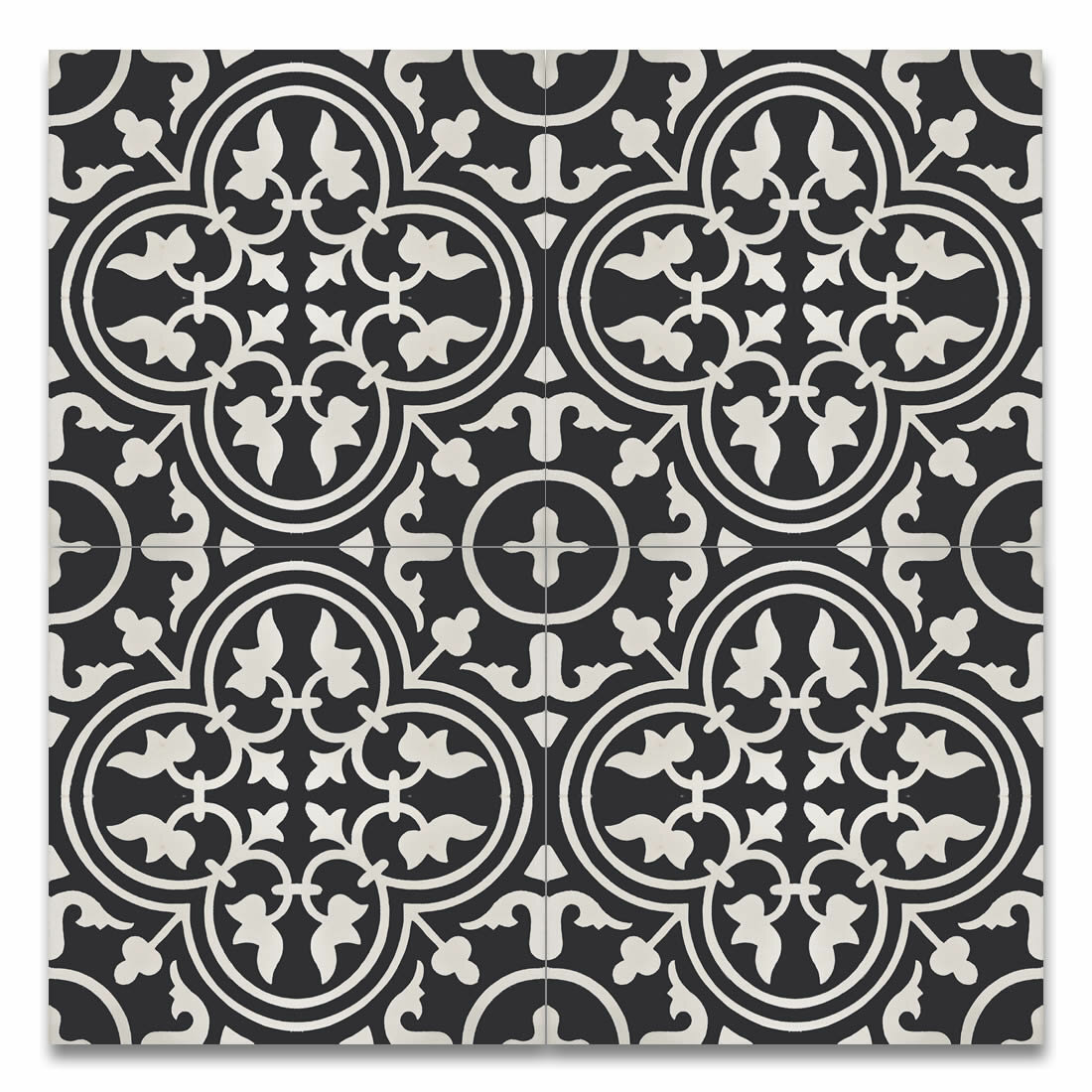 Moroccan Mosaic Tile House Casa 8 Quot X 8 Quot Handmade Cement