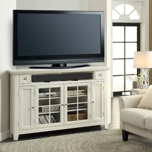 Benedetto Solid Wood TV Stand for TVs up to 70 inches