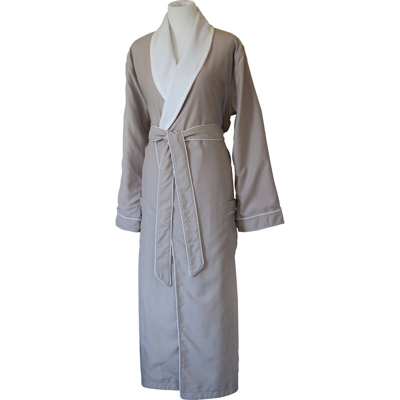 d94a28723f Jennifer Adams Home Essentials Bathrobe   Reviews