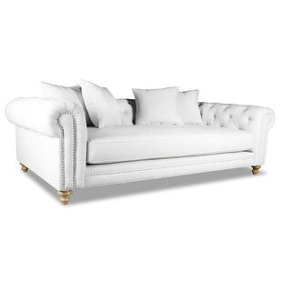 Darby Home Co Esters Plush Deep Chesterfield Sofa