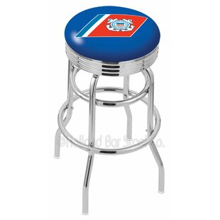 US Armed Forces 30 Swivel Bar Stool Holland Bar Stool