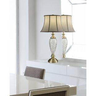 Caroyln Crystal 31 Table Lamp