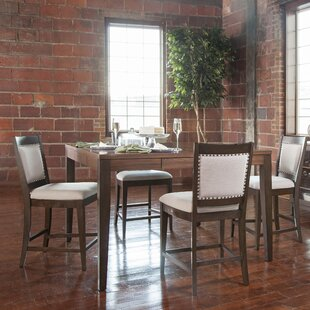 Hazelden 5 Piece Pub Table Set