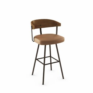 Reviews Amir 39.5 Swivel Bar Stool by Foundry Select Reviews (2019) & Buyer's Guide