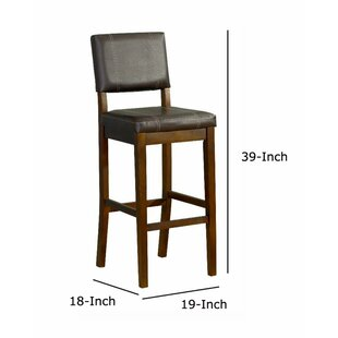 Butler Wooden Bar & Counter Stool