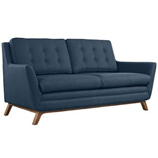 Shop Binder Loveseat by George Oliver