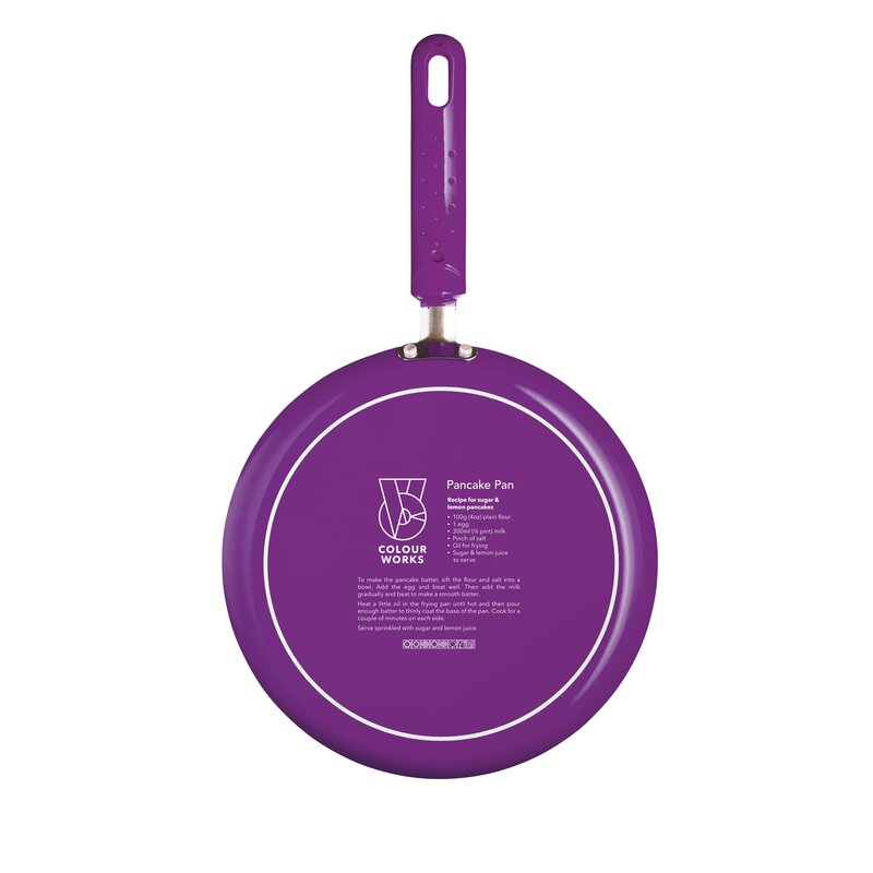 24 cm Kitchen Craft Crepe//Pancake Pan