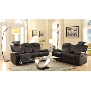 Erik Reclining Configurable Living Room Set by Latitude Run