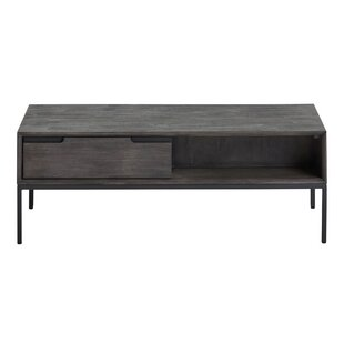 Doucette Coffee Table With Storage By Williston Forge