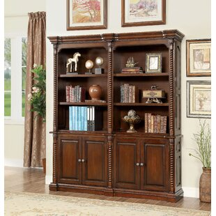Darby Home Co Ardnaglass Traditional Standard Bookcase
