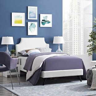 Ayala Twin Upholstered Platform Bed