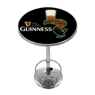 Guinness Feathering Pub Table Trademark Global