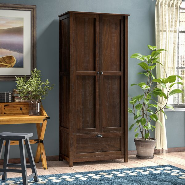 Three Posts™ Mina 1 - Drawer Storage Cabinet & Reviews | Wayfair