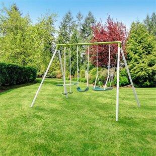 Olav Swing Set By OneConcept