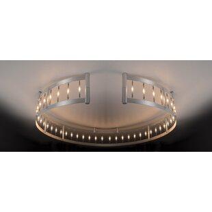 Bruck Lighting F Light Chandelier