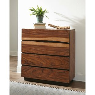 Boler 4 Drawer Chest by Foundry Select Great Reviews