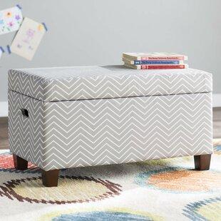 Viv + Rae Jess Upholstered Storage Bench