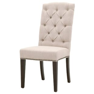 Dunstable Traditional Side Chair (Set of 2) Alcott Hill