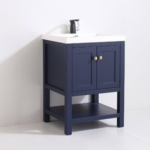 Mclachlan 25 Single Bathroom Vanity Set by Breakwater Bay