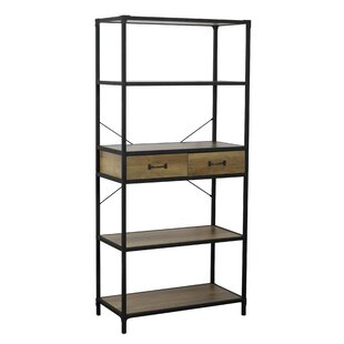 Low priced Karon Etagere Bookcase by Williston Forge