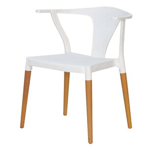 Makenna Solid Wood Dining Chair (Set of 2) by AC Pacific