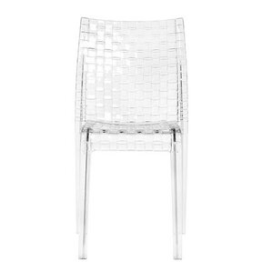 Ami Patio Dining Chair (Set of 2) by Kartell