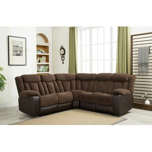 Best Price Kates Reclining Sectional by Red Barrel Studio Reviews (2019) & Buyer's Guide