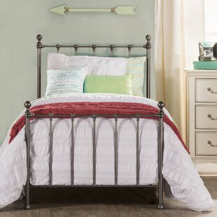Three Posts Barton Panel Bed