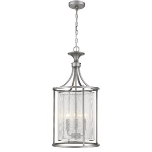Charlton Home Fleeton 3-Light Lantern Pendant