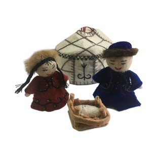 Fabric Nativity Sets You Ll Love In 2021 Wayfair