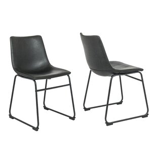 Frint and Walt Upholstered Dining Chair (Set of 2)