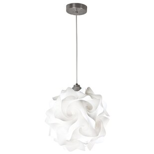 EQLight Hado Polylight 1-Light Novelty Pe..