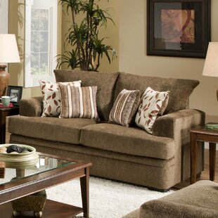 Homeland Loveseat by Charlton Home Best