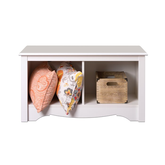 Fine Hayman Cubbie Wood Storage Bench Ncnpc Chair Design For Home Ncnpcorg