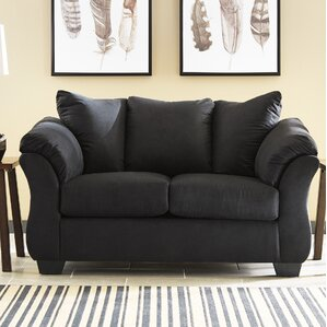 Sagamore Loveseat by Alcott Hill