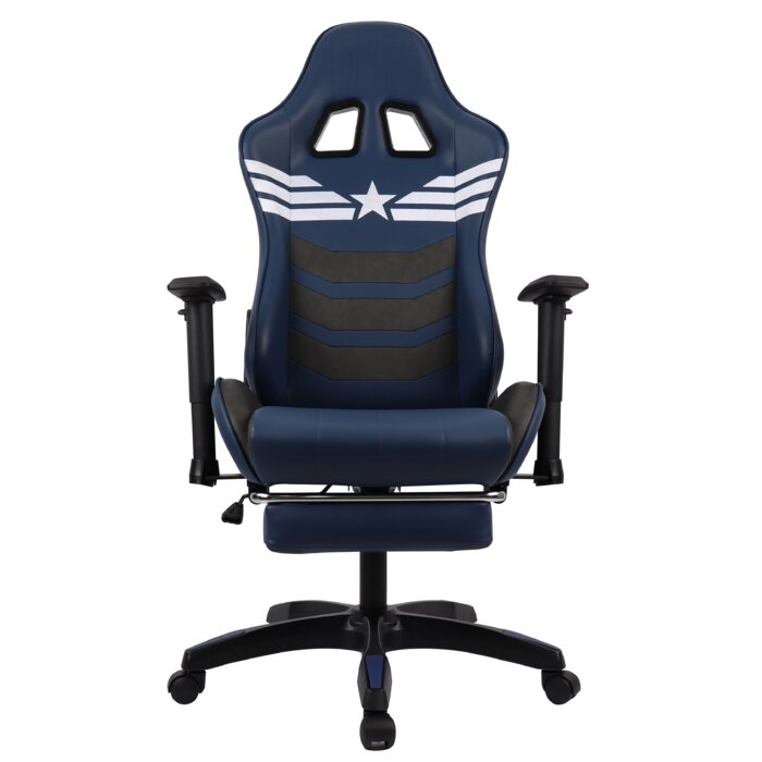 Marvel Avengers Captain America PC & Racing Game Chair