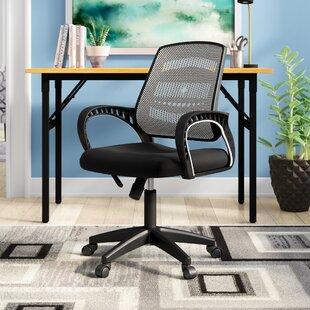 Review Barnette Mesh Desk Chair by Ebern Designs