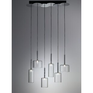 Ponca 6-Light Pendant by Brayden Studio