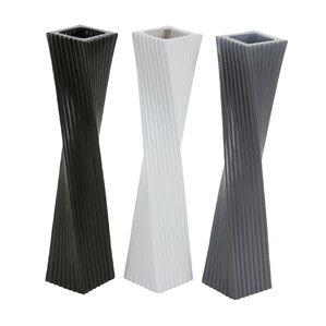 Modern Floor Vases AllModern - Cylinder floor vase silver