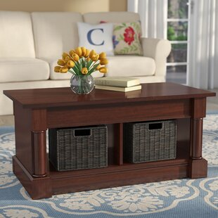 Shop For Walworth Lift Top Coffee Table by Three Posts Reviews (2019) & Buyer's Guide
