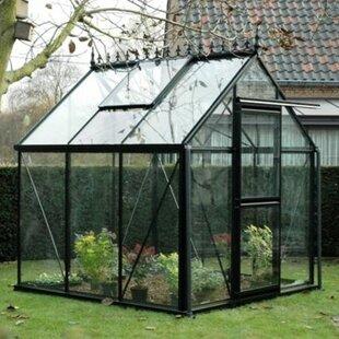 Janssens of Belgium Junior 8 Ft. W x 12 Ft. D Greenhouse