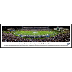 NCAA Georgia Southern University by Sacha Griffin Framed Photographic Print