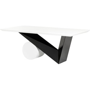 Clower Wood Base Dining Table by Orren El..