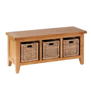 Millais Petite Wood Storage Bench By Union Rustic