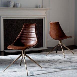 Sébastien Swivel Dining Chair (Set of 2)
